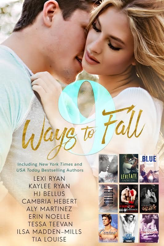 New Release – 9 WAYS TOFALL