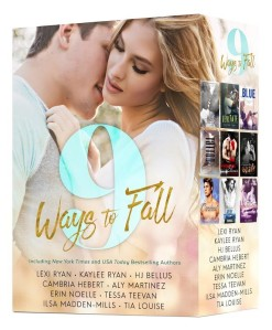 9 ways to fall