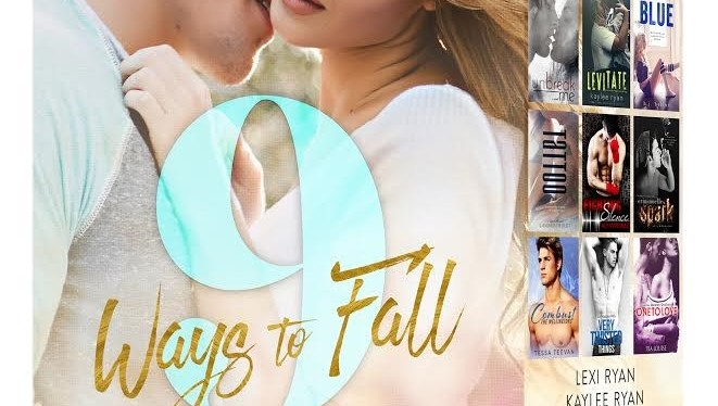 Cover Reveal – 9 Ways to Fall