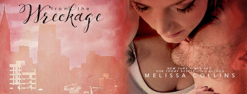 Cover Reveal – From the Wreckage by MelissaCollins