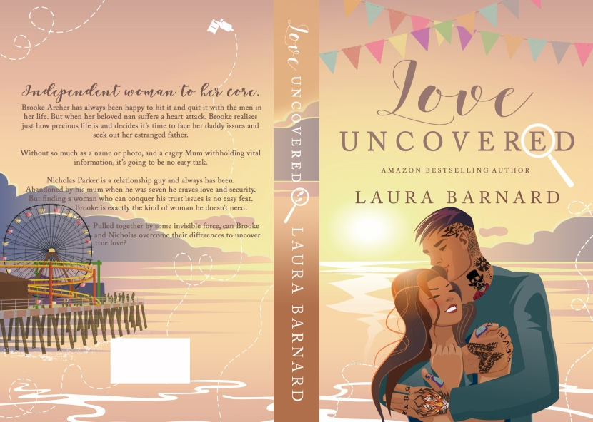 Love Uncovered by Laura Barnard